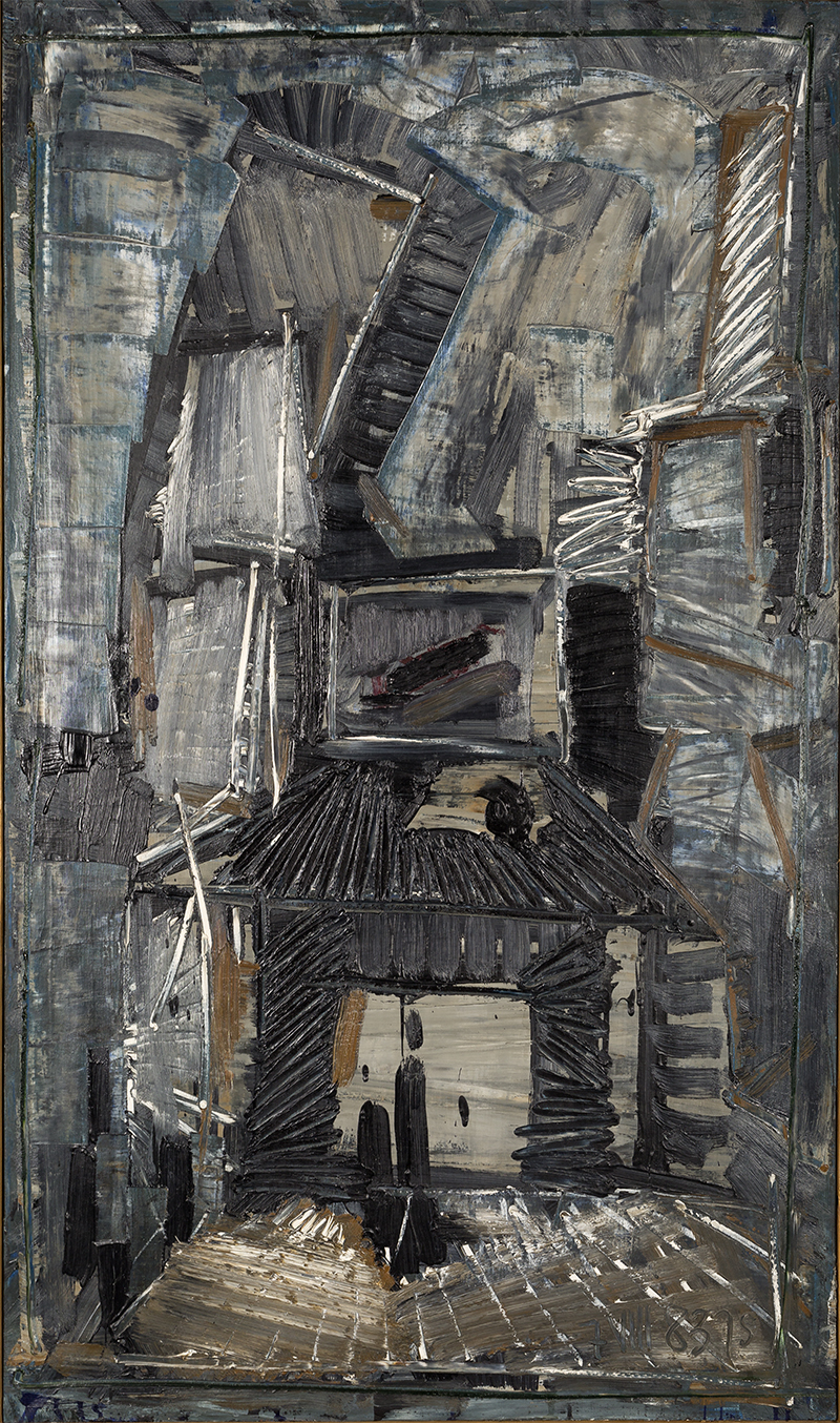 Alfred Lenica, Aukcja Sztuki Nowoczesnej, Dom Aukcyjny Libra