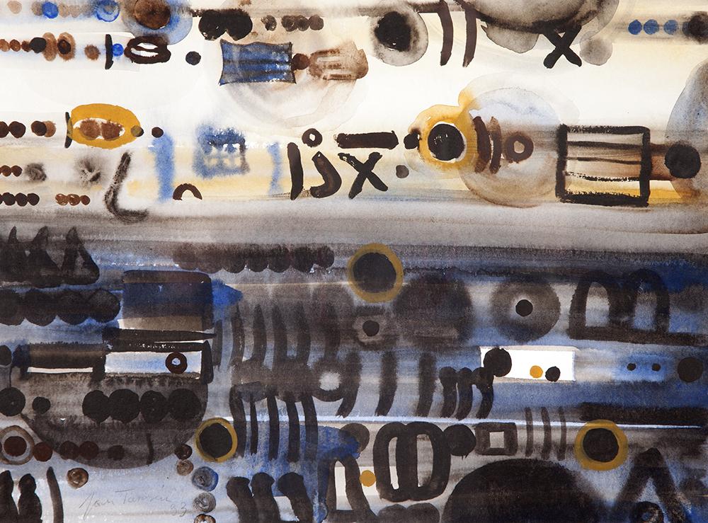 Rajmund Ziemski, bez tytułu, 1960